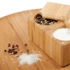 Core Bamboo Double-Square Salt Box