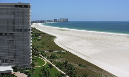 7-Night Condo Stay for Four at South Seas Beach & Bay Resort in Marco Island, FL. Combine Up to 14 Nights.