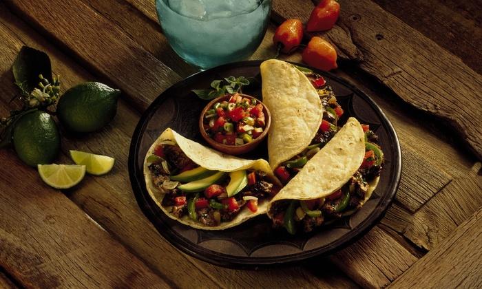 El Fish Taco - Paradise,Sante Fe Haciendas: Up to 40% Off Mexican Food at El Fish Taco