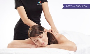 Elements Therapeutic Massage : One 1-Hour or Three 30-Minute Massages at Elements Therapeutic Massage (Up to 53% Off)