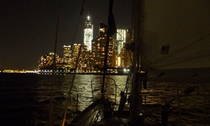 Intimate NY Harbor Tour by Sailboat: Up to 65% Off New York Harbor Tour at Intimate NY Harbor Tour by Sailboat