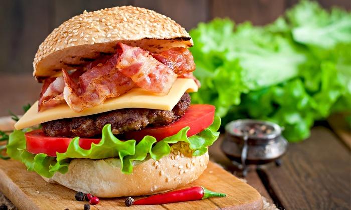 New York Pizza Department - Kraków: 2 wybrane burgery za 29,99 zł i więcej opcji w New York Pizza Department (-32%)