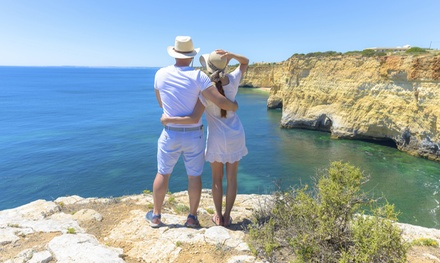 ✈ Spain and Portugal: Up to 7 Nights with Return Flights at Choice of Hotels*
