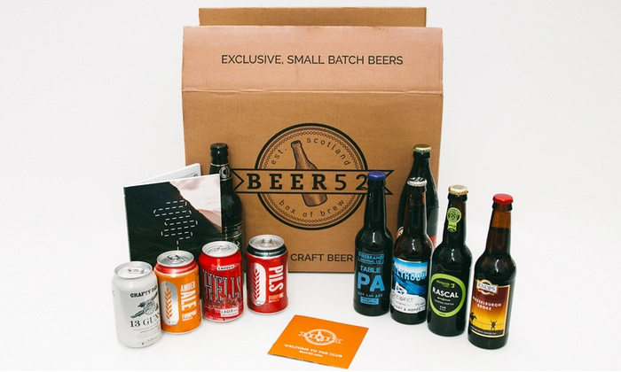 Craft Beer Club Site Groupon Com