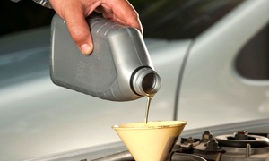 Boca Auto Service: One, Two, or Three Signature Oil Changes and Tire Rotations at Boca Auto Service (Up to 63% Off)