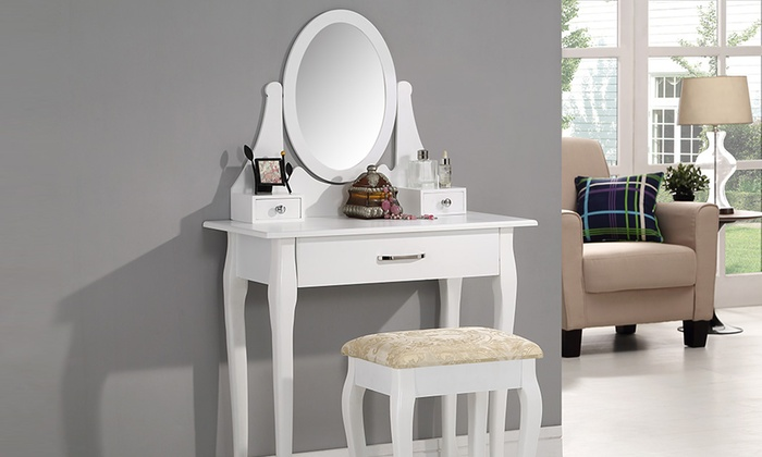 Lilly, Rose or Ella Dressing Table 3