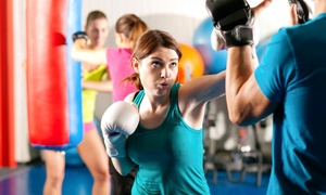 The Bear Pit: Four, Six, or Eight Weeks of Boot Camp at The Bear Pit (Up to 85% Off)
