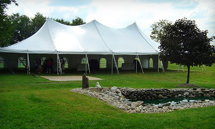 American Tent and Event Rental - Kansas City: Party-Furnishing Packages for Up to 25, 50, or 75 People from American Tent and Event Rental (Up to 65% Off)