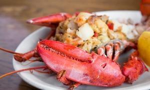Restauracja Lobster: Wykwintna uczta: homar z zupą i przystawką dla 2 osób za 156 zł i więcej opcji w Restauracji Lobster w Gdańsku (-35%)
