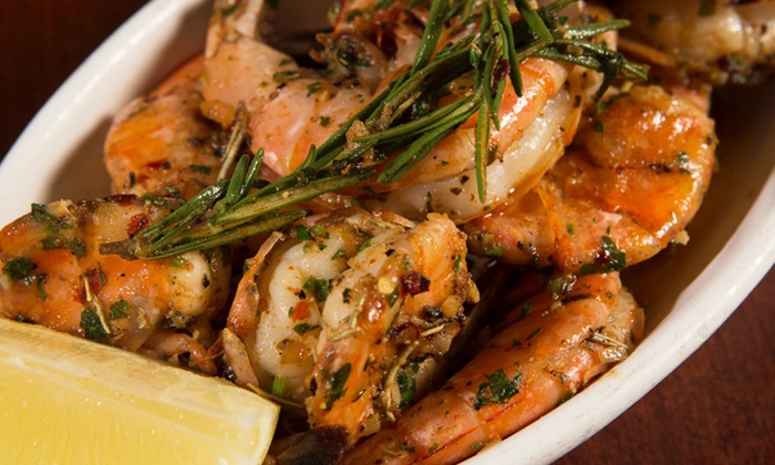 Killer Shrimp - Killer Shrimp : Seafood, Steaks and Specialty Cocktails at Killer Shrimp (Up to 40% Off)