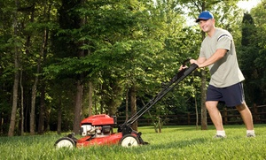 Tennant Lawn Care: Three Man-Hours of Landscaping from Tennant Lawn Care (45% Off)