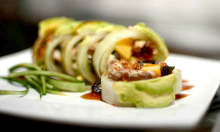 $26 for $40 Worth of Japanese Dinner Cuisine for Two or More at Japango. Three Locations Available.