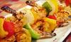 Sadaf Restaurant - Gaslamp: $12 for $24 Worth of Persian Cuisine at Sadaf