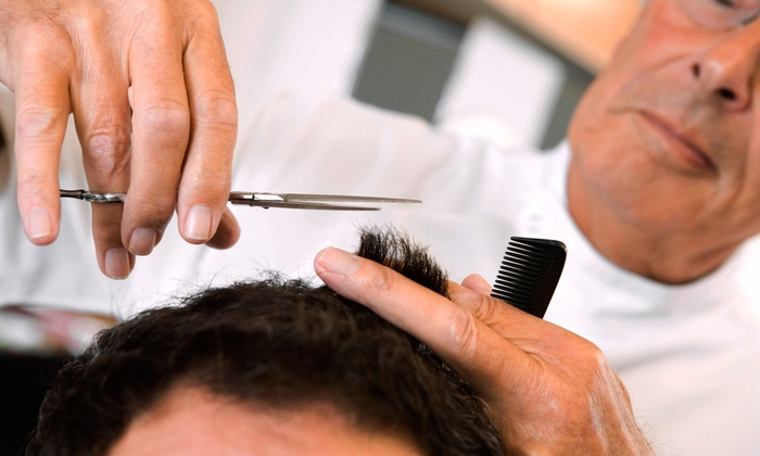 Up Next Barbershop - Columbus: $8 for $15 Toward a Haircut at Up Next Barbershop