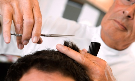 $8 for $15 Toward a Haircut at Up Next Barbershop