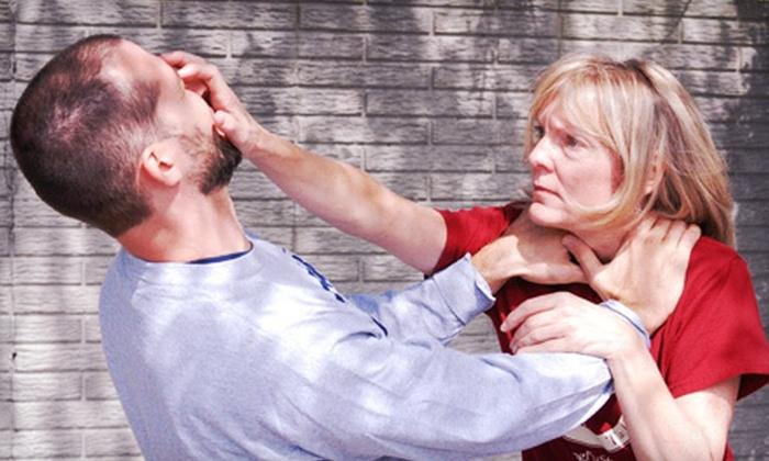Detroit Kung Fu Studio - Southfield: $25 for 10 Women's Self-Defense Classes at Detroit Kung Fu Studio in Southfield ($75 Value)