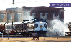 North Carolina Transportation Museum: Admission for Two or Four at North Carolina Transportation Museum (Up to 46% Off)