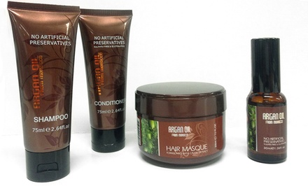 4-Piece Argan Oil Haircare Set