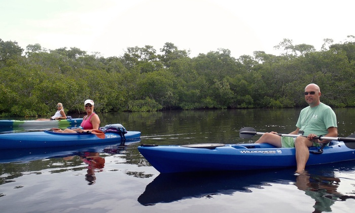 Carmen's Kayaks - Matlacha Community Park: One-Hour Single or Double Kayak Rental, or One-Hour Paddleboard Rental from Carmen's Kayaks (Up to 58% Off)