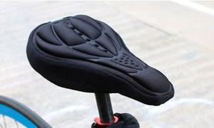Coussin gel 3D selle de vélo