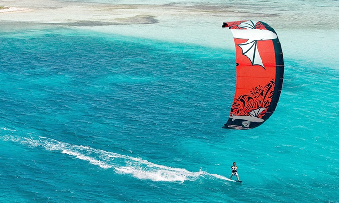 Third Coast Kite Surfing - Multiple Locations: Kite Surfing Lesson or Class for One or Two at Third Coast Kite Surfing (Up to 61% Off)