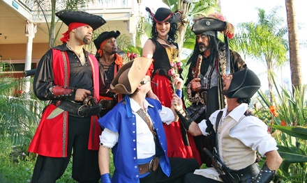 Pirates Dinner Adventure for One Adult or Child (Up to 52% Off)