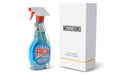 Moschino Fresh Couture Eau de Toilette 50ml or 100ml Spray from £38.99 With Free Delivery