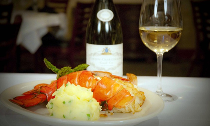 Bistro Mezzaluna - Harbordale: Lunch or Dinner at Bistro Mezzaluna (Half Off)