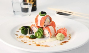 Drunken Fish - KC: $38 for $60 Worth of Sushi and Japanese Food at Drunken Fish