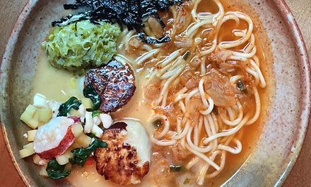 Korean Food at Lunch or Dinner at Dosi (Up to 45% Off). Three Options Available.