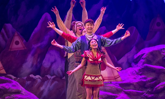 """Trey Parker's """"Cannibal the Musical"""" - Panasonic Theatre: Trey Parker's """"Cannibal! The Musical"""" at Panasonic Theatre, Select Dates March 5–8 (Up to 35% Off)"""