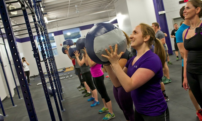 CrossFit Key Bridge - Georgetown: One Month of Unlimited CrossFit Classes for One or Two at CrossFit Key Bridge (Up to 65% Off)