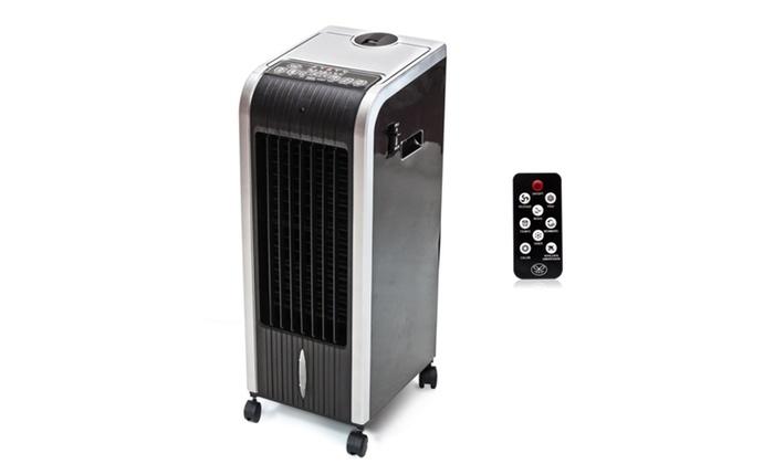 chauffage climatiseur 5 en 1 joal groupon. Black Bedroom Furniture Sets. Home Design Ideas