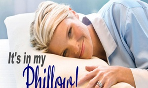 Phillow Inc.: $55 for $100 Worth of Pillows — Phillow INC.