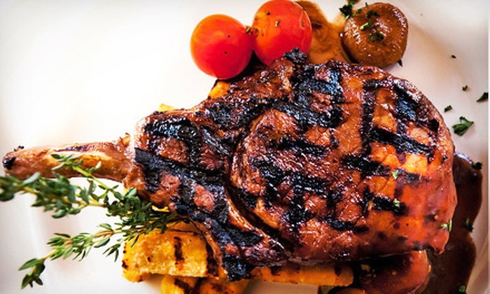 Meals by Leroy - Palm Isle Estates: $193 for $350 Worth of Personal-Chef Services from Meals by Leroy