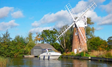 Norfolk Broads Charter
