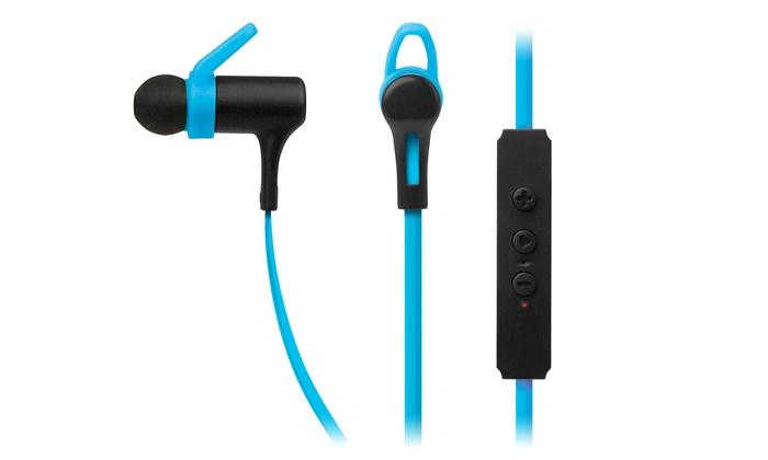 avier wireless sport headphones groupon goods. Black Bedroom Furniture Sets. Home Design Ideas