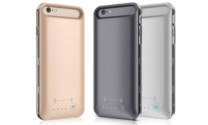 Apple Battery Iphone  Case