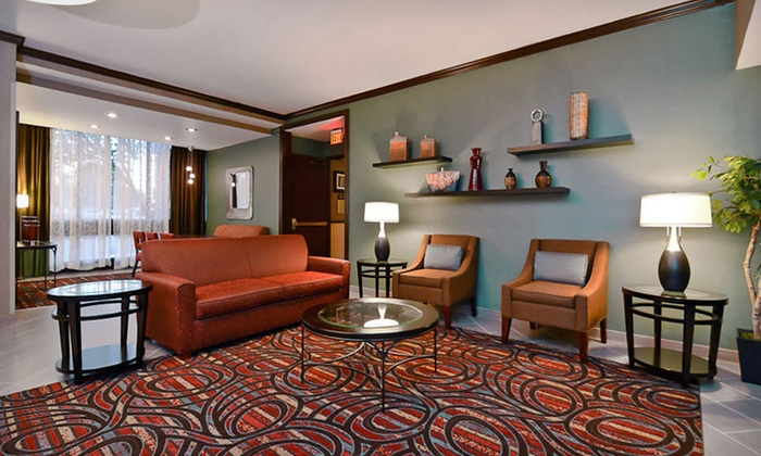 null - Chicago: Stay at Best Western Plus Schaumburg Hotel & Conference Center in Schaumburg, IL