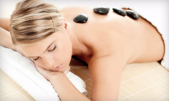 Healing Elements - Johnston: One or Three Swedish, Deep-Tissue, or Hot-Stone Massages at Healing Elements (Up to 56% Off)
