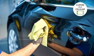 Auto Clean Centro Automotivo: Auto Clean Centro Automotivo – Vila Velha: lavagem e cera cristalizadora (opção com cristalização, polimento e mais)
