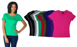 12 Pack Womens T-Shirts