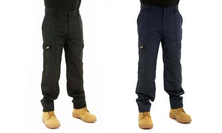 Site King KneePad Work Trousers