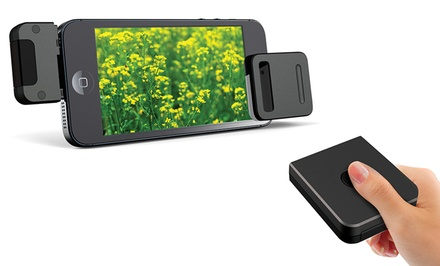 Bell + Howell Eyeclick Shutter Camera Remote with Tripod for iPhones and iPads