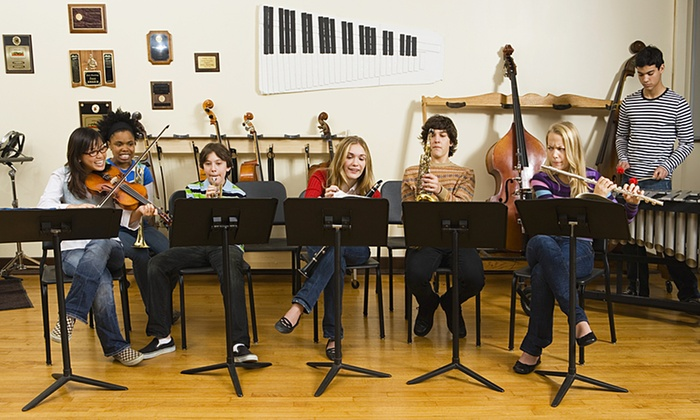 Vancouver Central School of Music - Vancouver Central School of Music: C$55 for Three Private Music Lessons at Vancouver Central School of Music (C$110 Value)