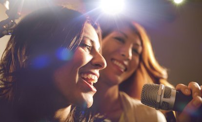 Karaoke Room Hire for Up to 12 People with Optional House Beverages or Soft Drinks at Ramada Downtown (Up to 66% Off)