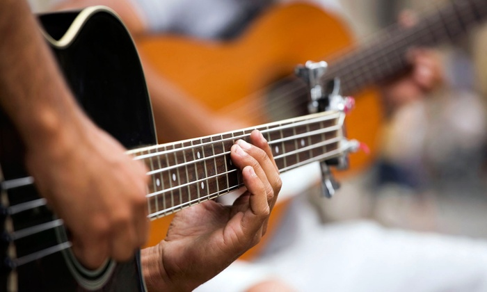 Oliver Arts Education Services - Multiple Locations: $24.99 for Four 30-Minute Private Music Lessons at Oliver Arts Education Services ($80 Value)