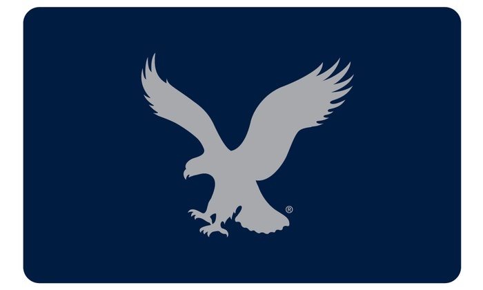 American Eagle Outfitters: $25 eGift Card to American Eagle Outfitters + $5 Back in Groupon Bucks