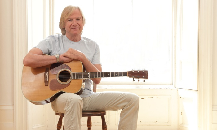 Justin Hayward - Florida Theatre: Justin Hayward at Florida Theatre Jacksonville on October 22 at 8 p.m. (Up to 57% Off)