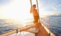 Two or Three-Hour Yacht Rental with Beverages and Optional Barbecue for Up to 15 at The Monalisa Yacht (Up to 51% Off)
